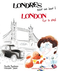 Aurélie Bombace et Nathalie Janer - Londres pour un jour !.