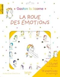 Aurélie Chien Chow Chine - Gaston la licorne - La roue des émotions. Avec 1 livret mode d'emploi + 14 exercices de sophrologie.