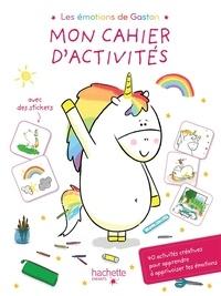 Aurélie Chien Chow Chine - Mon cahier d'activités - Avec des stickers.