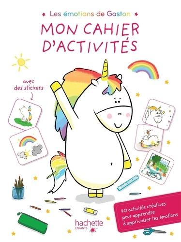 Mon cahier d'activités. Avec des stickers