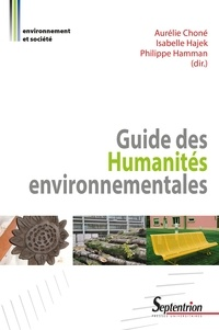 Aurélie Choné et Isabelle Hajek - Guide des Humanités environnementales.