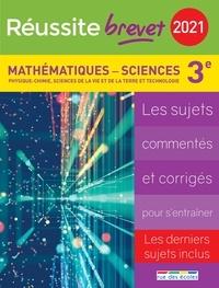 Aurélie Cronier et Sylvie Grécourt - Mathématiques-Sciences 3e.