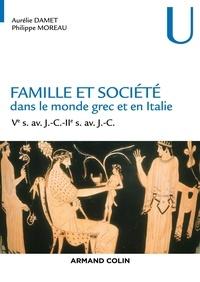 Birrascarampola.it Famille et société dans le monde grec et en Italie - Ve s. av. J.-C.-IIe s. av. J.-C. Image