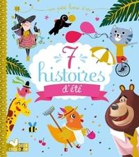 Aurélie Desfour et Lucile Ahrweiller - 7 histoires d'été.