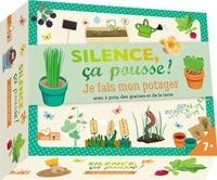 Aurélie Desfour et Elisabeth Dumont-Le Cornec - Je fais mon potager - Coffret avec 2 pots, des graines et de la terre.
