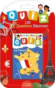 Aurélie Desfour et Carine Hinder - La France - 120 questions/réponses.