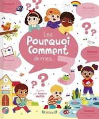 Aurélie Desfour et Vanessa Vautier - Les pourquoi comment de mes 3 ans.