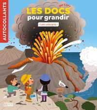 Aurélie Desfour et Ilaria Falorsi - Les volcans.