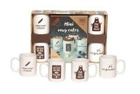 Aurélie Desgages - Coffret Mini-mug cakes Nestlé - Avec 4 mini-mugs collector.