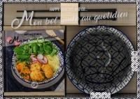 Coffret Mon bol santé au quotidien- Poke bowls et buddha bowls avec 1 bol et 2 baguettes - Aurélie Desgages |