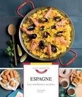 Aurélie Desgages - Espagne - Les meilleures recettes.