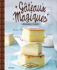 Aurélie Desgages - Gâteaux magiques.