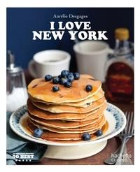 Aurélie Desgages - I love New York - 50 Best.