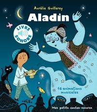 Aurélie Guillerey et Félix Le Bars - Aladin - 16 animations musicales.
