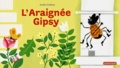 Aurélie Guillerey - L'araignée Gipsy.