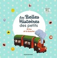 Aurélie Guillerey et Christiane Hansen - Les Belles histoires des petits à lire et à écouter - Recueil.
