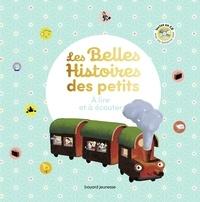 Aurélie Guillerey et Sylvie Poillevé - Les Belles Histoires des petits - A lire et à écouter. 1 CD audio