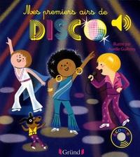 Aurélie Guillerey - Mes premiers airs de disco.