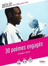 Aurélie Lagadec - 30 poèmes engagés.