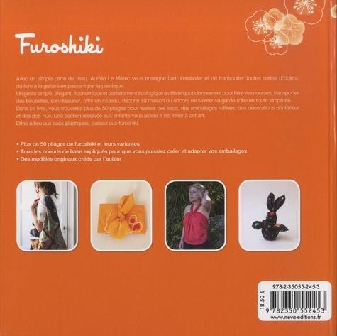Furoshiki. L'art d'emballer avec du tissu 4e édition