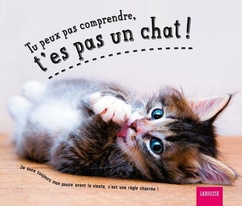 Aurélie Lemoine et Alice Zabée - Tu peux pas comprendre, t'es pas un chat !.