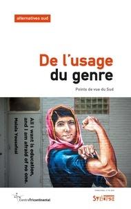 Aurélie Leroy et  Centre tricontinental (CETRI) - De l'usage du genre.