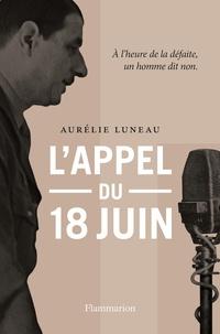 Aurélie Luneau - L'Appel du 18 juin.