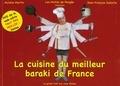 Aurelie Martin - La cuisine du meilleur baraki en France.