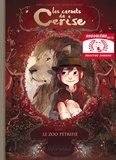 Aurélie Neyret et Joris Chamblain - Les carnets de Cerise Tome 1 : Le zoo pétrifié.