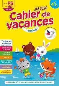 Aurélie Perrot - Cahier de vacances été de la PS à la MS.