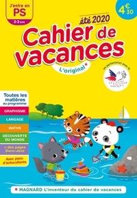 Aurélie Perrot - Cahier de vacances été J'entre en PS.