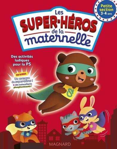 Les super-héros de la maternelle Petite section