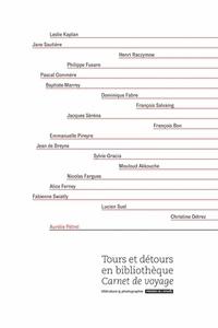 Openwetlab.it Tours et détours en bibliothèque - Carnet de voyage Image