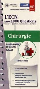 Aurélie Pham - Chirurgie - L'ECN en + 1000 Questions.