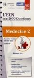 Aurélie Pham - L'ECN en + 1000 questions - Médecine 2.