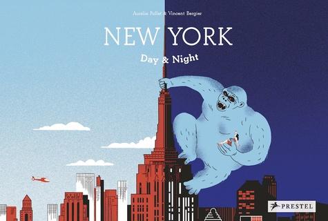 Aurélie Pollet et Vincent Bergier - New York Day & Night.