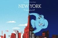 Aurélie Pollet et Vincent Bergier - New York : le jour et la nuit.