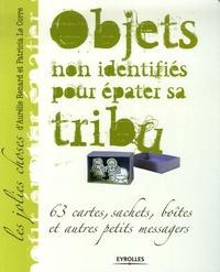 Aurélie Renard et Patricia Le Corre - Objets non identifiés pour épater sa tribu - 63 cartes, sachets, boîtes et autres petits messagers.