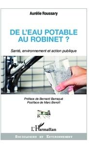 Aurélie Roussary - De l'eau potable au robinet ? - Santé, environnement et action publique.