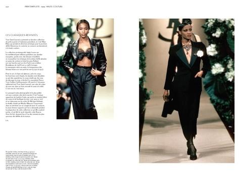 Yves Saint Laurent, haute couture, défilés. L'intégrale des collections haute couture 1962-2002