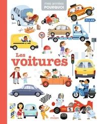 Aurélie Sarrazin et Didier Balicevic - Les voitures.