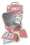 Aurélie Valognes - Coffret Vichy Valognes - Coffret en 3 volumes : Mémé dans les orties ; En voiture, Simone ! ; Minute papillon ! ; avec un carnet d'accompagnement Minute, je prends des notes !.