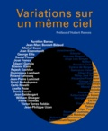 Aurélien Barrau et Jean-Marc Bonnet-Bidaud - Variations sur un même ciel.