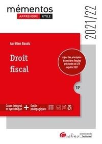 Aurélien Baudu - Droit fiscal.