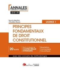 Principes fondamentaux de droit constitutionnel Licence 1 Semestre 1.pdf
