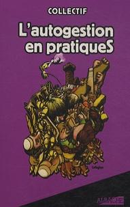 Aurélien Boudon - L'autogestion en pratiques.