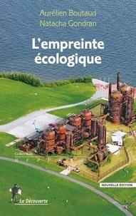 Aurélien Boutaud et Natacha Gondran - L'empreinte écologique.