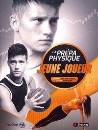 Aurélien Broussal-Derval et Laurent Delacourt - La prépa physique du jeune joueur.