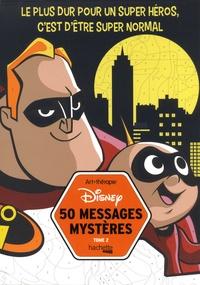 Aurélien Carruesco - 50 messages mystères - Tome 2.