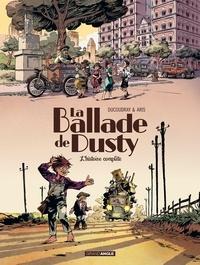 Aurélien Ducoudray et Gilles Aris - La ballade de Dusty  : L'histoire complète - Coffret en 2 volumes : Tome 1, Bertha wagon à bestiaux ; Tome 2, Sous le chapiteau Freaks.